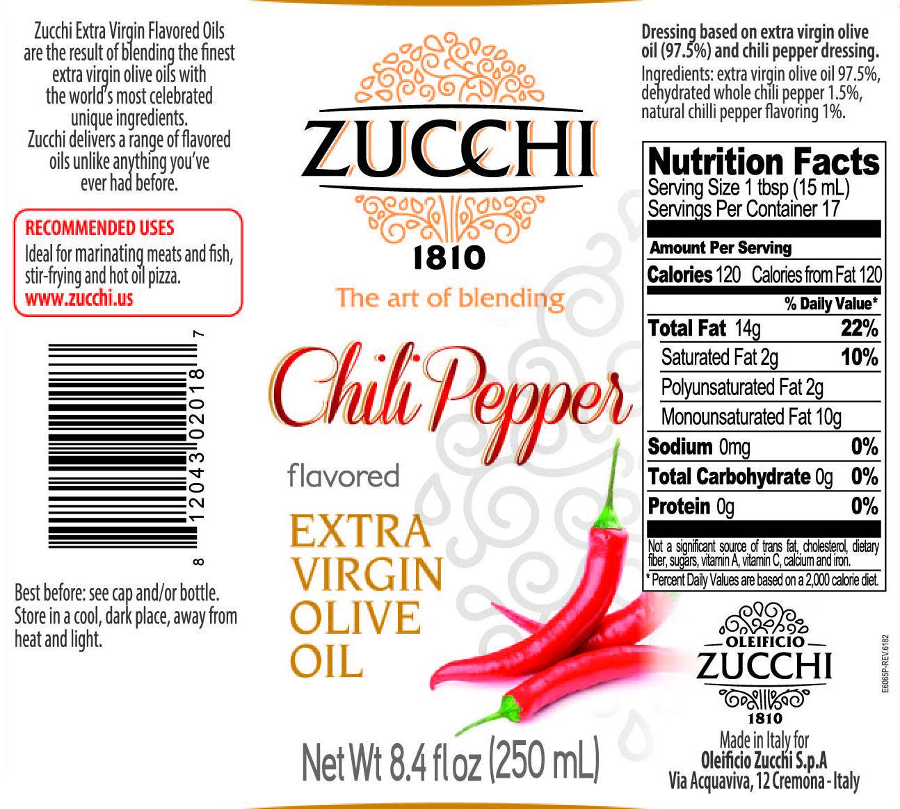 E6065P-Zucchi condimento peperoncino 250ml USA