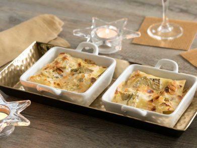 ricetta-lasagne-carciofi-mandorle-tartufo-olio-zucchi