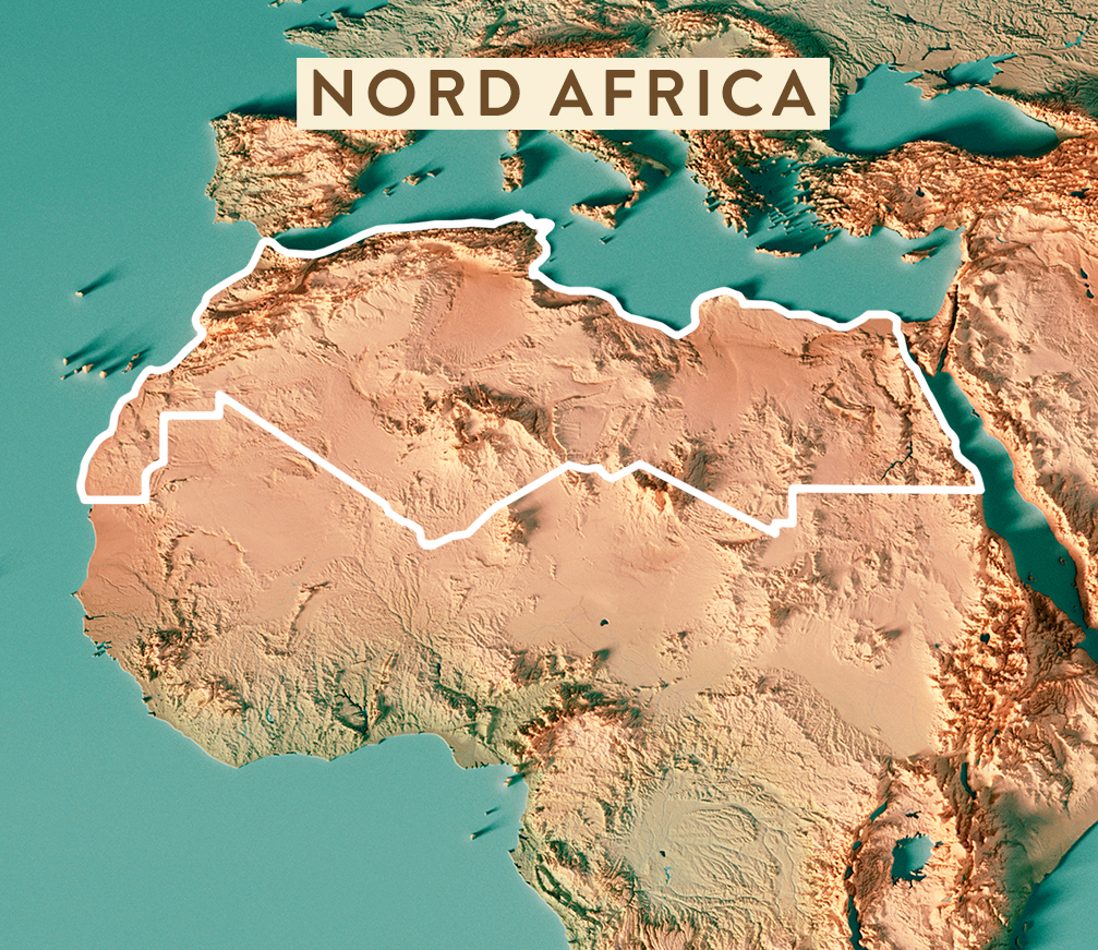 Nord Africa