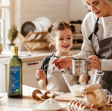 magazine olio alimentazione bambini Donegani-Zucchi