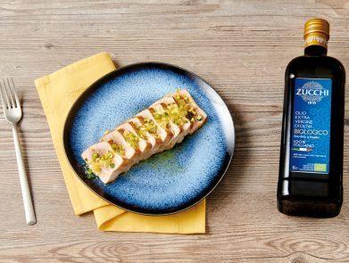 ricetta-tagliata-tonno-olio-Zucchi
