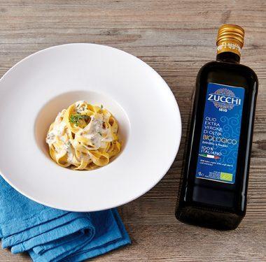 ricetta-tagliatelle-olio-evo-biologico-italiano-zucchi