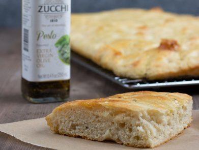 Pesto Focaccia by Zucchi