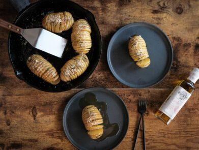 Hasselback Potatoes - Zucchi