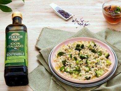 ricetta risotto d'orzo ai broccoli Zucchi