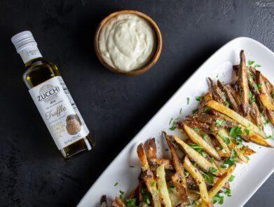 Zucchi 1810 - Parmesan Truffle Fries-7